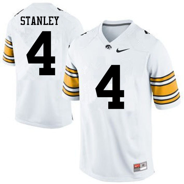 official photos 1ba89 1a3be Nathan Stanley Jerseys Iowa Hawkeyes Official College ...